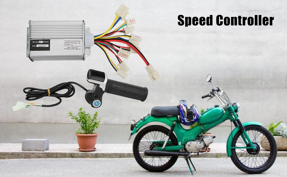 Speed Controller Multifunction Thumb