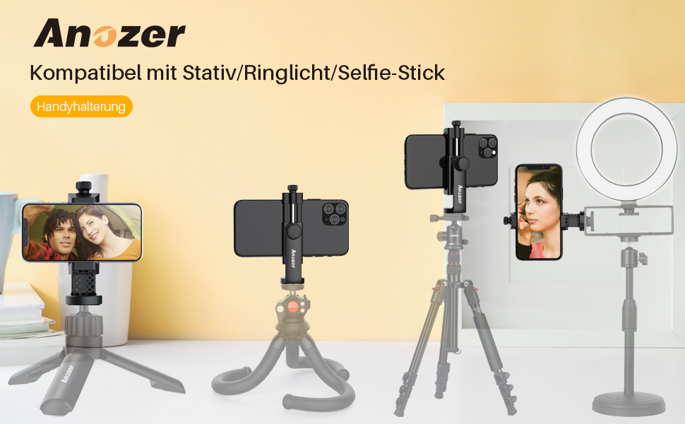 stativ adapter