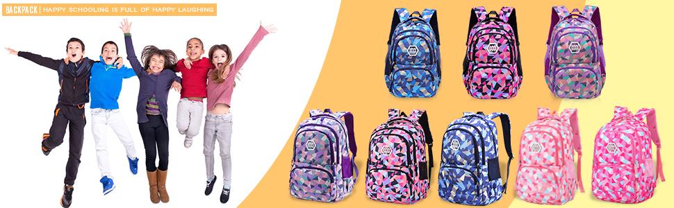 Mochila para niño Bolsa de Escuela, Mochila Mochila - Ideal para 1 2 3 4 5 6 Grado Estudiantes Niños Adolescentes Daypacks Casuales Bolsa de Viaje Uso Diario (Azul): Amazon.es: Equipaje