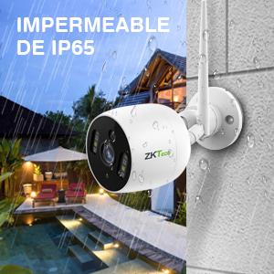 cámara de seguridad wifi inalámbrico impermeable ptz bala exterior interior vigilancia 1080p hogar