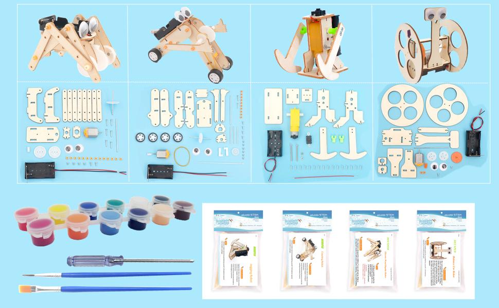 package list deuxper robotics building kti