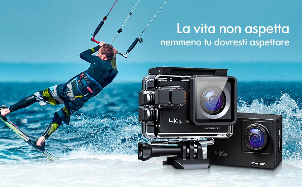 videocamera  videocamera 4k gopro  Fotocamere subacque