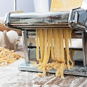 nudelmaschine lasagne platten tagliatelle