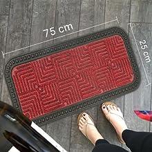 rubber stair mat