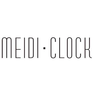 Meidi Clock Brand Logo