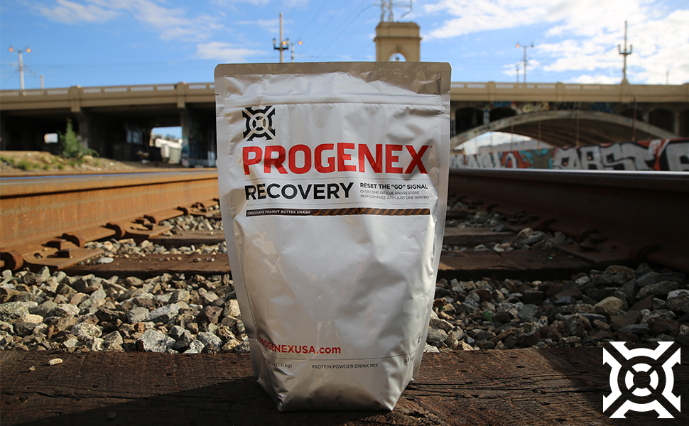 Progenex Recovery Hydrolyzed Whey Protein Isolate Muscle Recovery