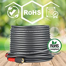 RoHS Standard Hose