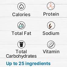 health food scale 22lb