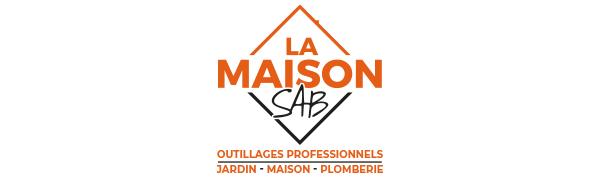 La Maison Sab Outillage regenvanger voor dakgoten.