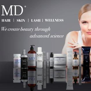 MD Hair Lash Skin Wellness Hairloss Melasma Pain Antiaging Hairloss Hair Growth Joint Mobility