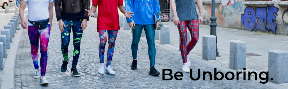 be unboring. originals range