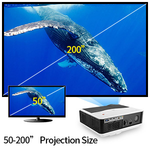 projector for tv