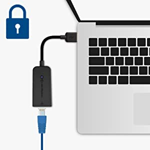 Cable Matters USB to Ethernet Adapter (USB 3.0 to Ethernet)
