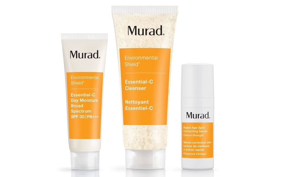 hydroquinone that helps fade dark spots, age spots and sun spots