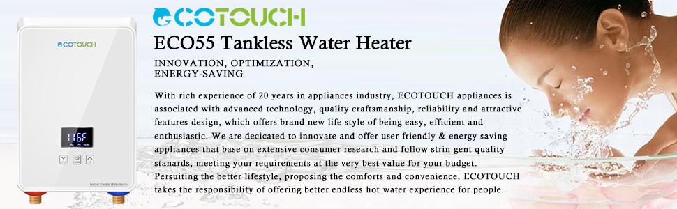 hot water heater 2