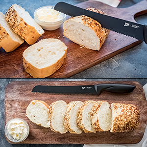 knife set steak knife bread knife sharp pizza cutter utility pairing cheese knife stainless steel