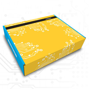 CanaKit Raspberry Pi 4 4GB Starter Kit Box