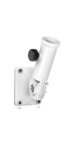 Multi-Position Flag Pole Mounting Bracket with Hardwares compatible with flag pole for sale