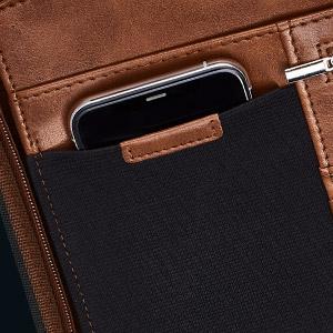 iPad, iPhone, meeting portfolio notebook, notepad, pad holder