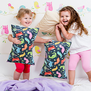 supportive pillowcase for kids