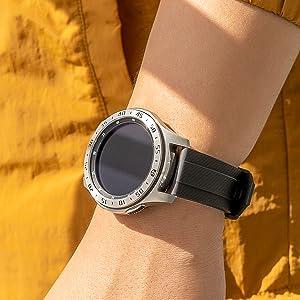 Ringke Bezel Styling for Galaxy Watch 3 41mm Bezel Ring (41-01)