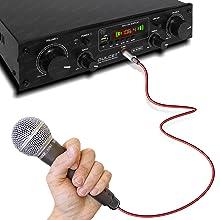 Dulcet DC-A50X Built in karaoke