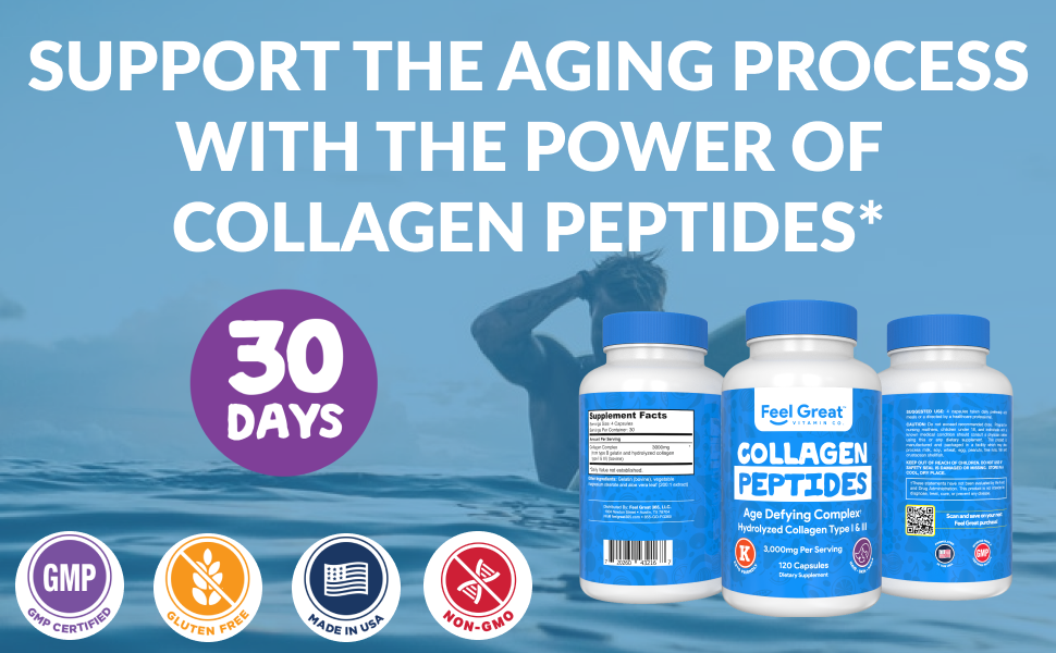 aging power of collagen peptides gluten free non-gmo healthy bones and joints gut health digest