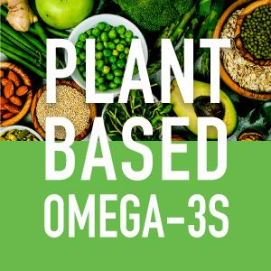 Plant based omega 3 algae oil plant based softgels