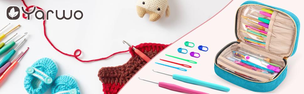 crochet hooks case