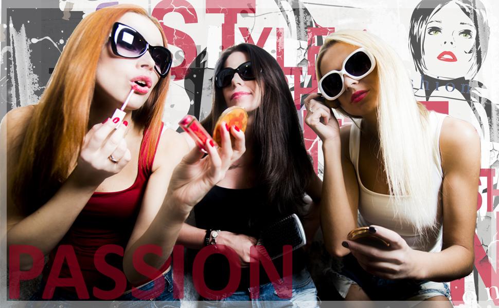 MyEyeglassCase women hard sunglasses case large hard eyeglass case extra-large hard shell glasses