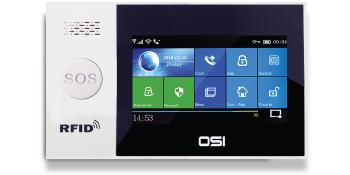 OSI Smart Wireless Alarm System