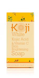 Koji White Vitamin C Soap