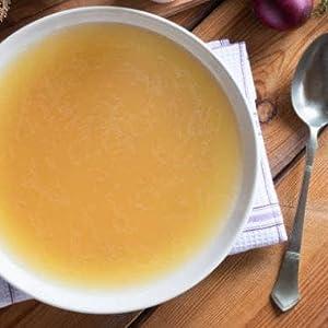 CALYFORM Sopa de Pollo para dieta saciante | Proteína en polvo para preparar sopa de pollo | Dieta proteica:de calidad y aporte en aminoácidos ...