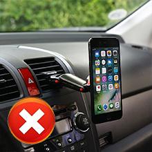 car cup phone