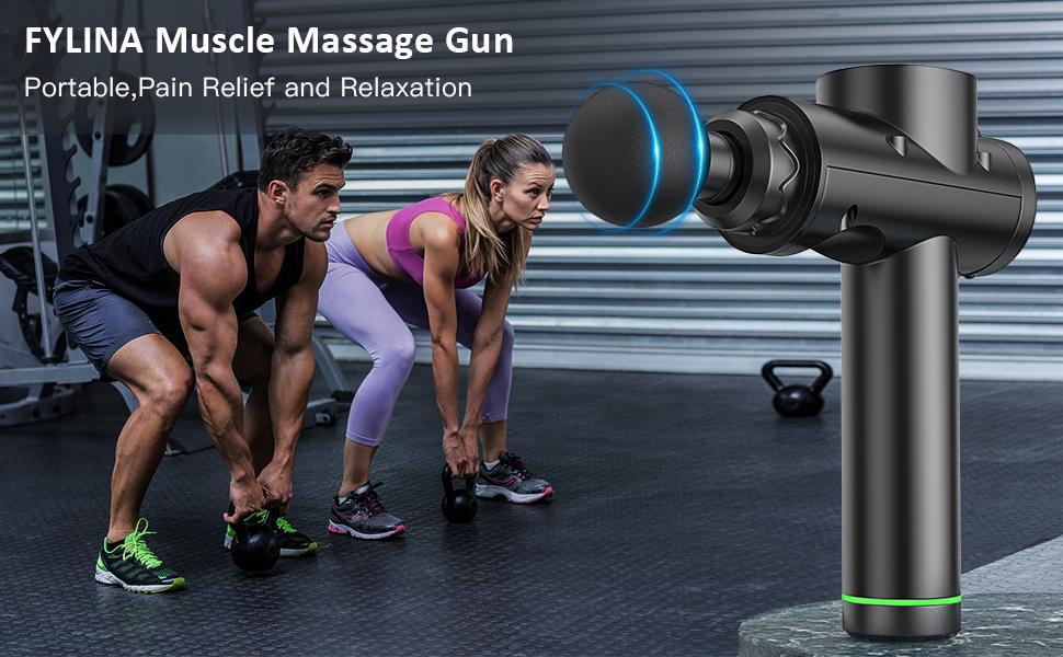 Massage Gun 1