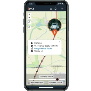 allround finder paj gps tracker