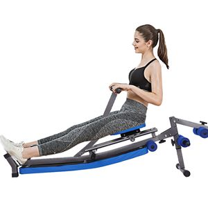 adjustable rowing machine