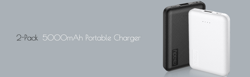 Miady portable charger