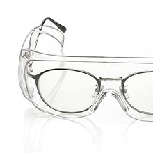Over glasses design