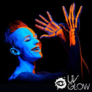 UV Glow Neon Face & Body Paint