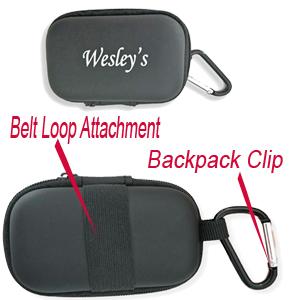 Wesley's Jewelers Loupe Case