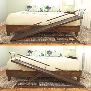 reversible railings