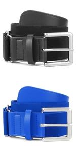 XZQTIVE Baseball Belts Softball Belt Women/Men Sports Adjustable Elastic Uniform Belts Adult 1.77