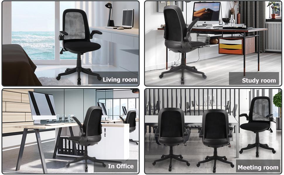 Occashion office home desk chiar