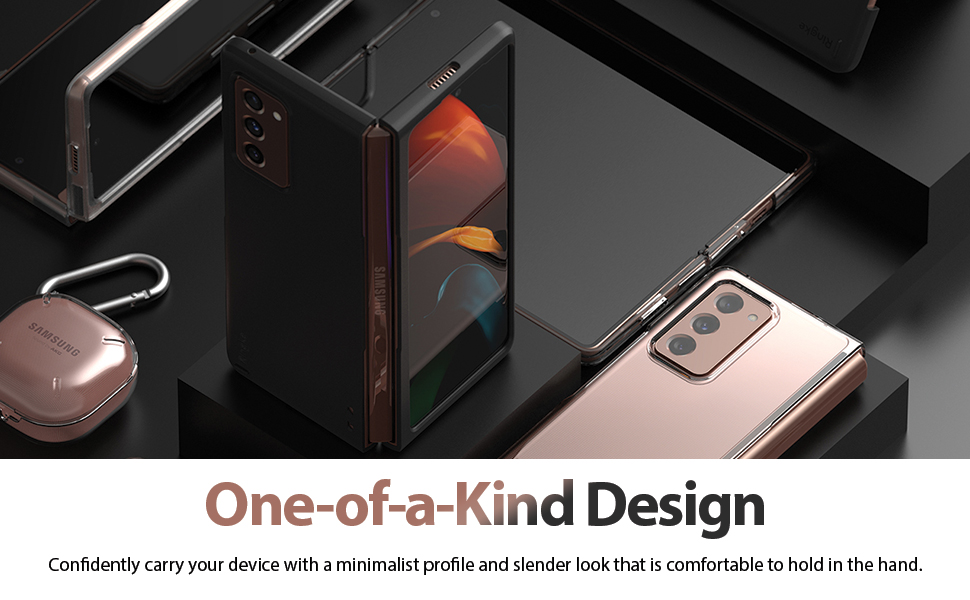 Ringke Slim Case Designed for Galaxy Z Fold 2 (2020)