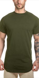 scallop shirt men