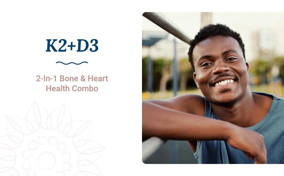 2-in-1 bone & heart health combo
