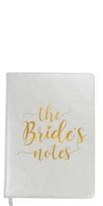 bride notebook