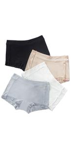 Closecret Boyshorts Panties Lace Trim