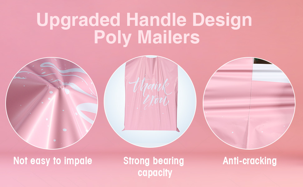 poly mailers shipping bags